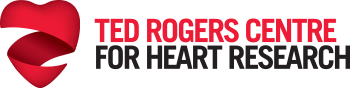 Ted Rogers Centre for Heart Research logo
