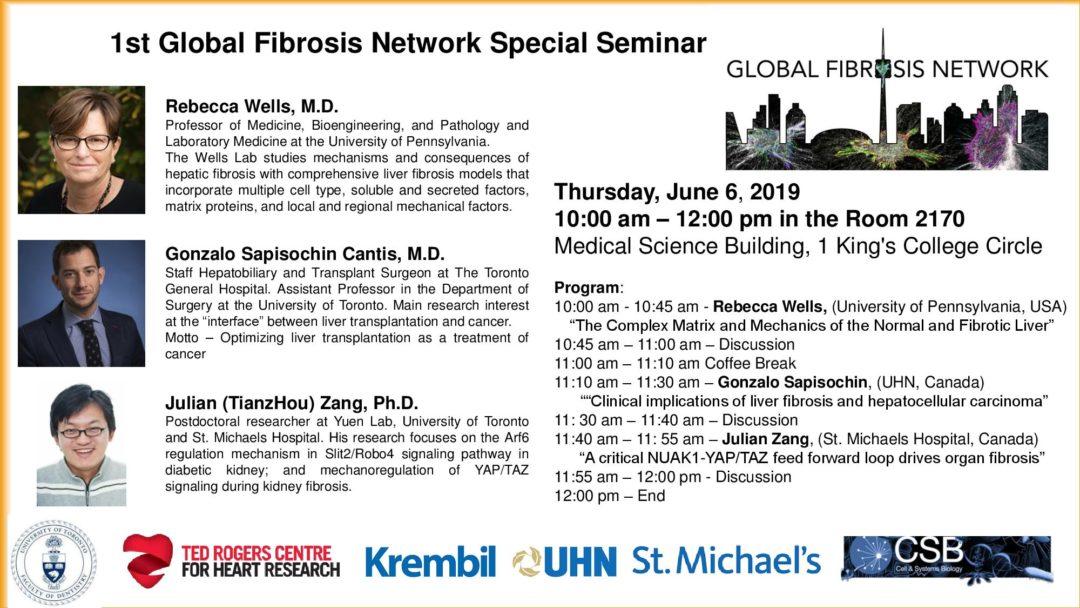 Fibrosis Network seminar