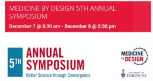 Medicine By Design 5th Annual Symposium